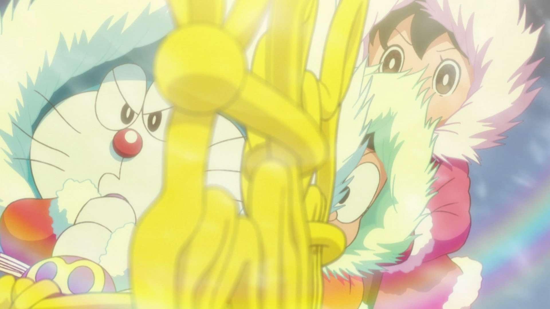 Eiga Doraemon: une première bande-annonce pour le 37e film