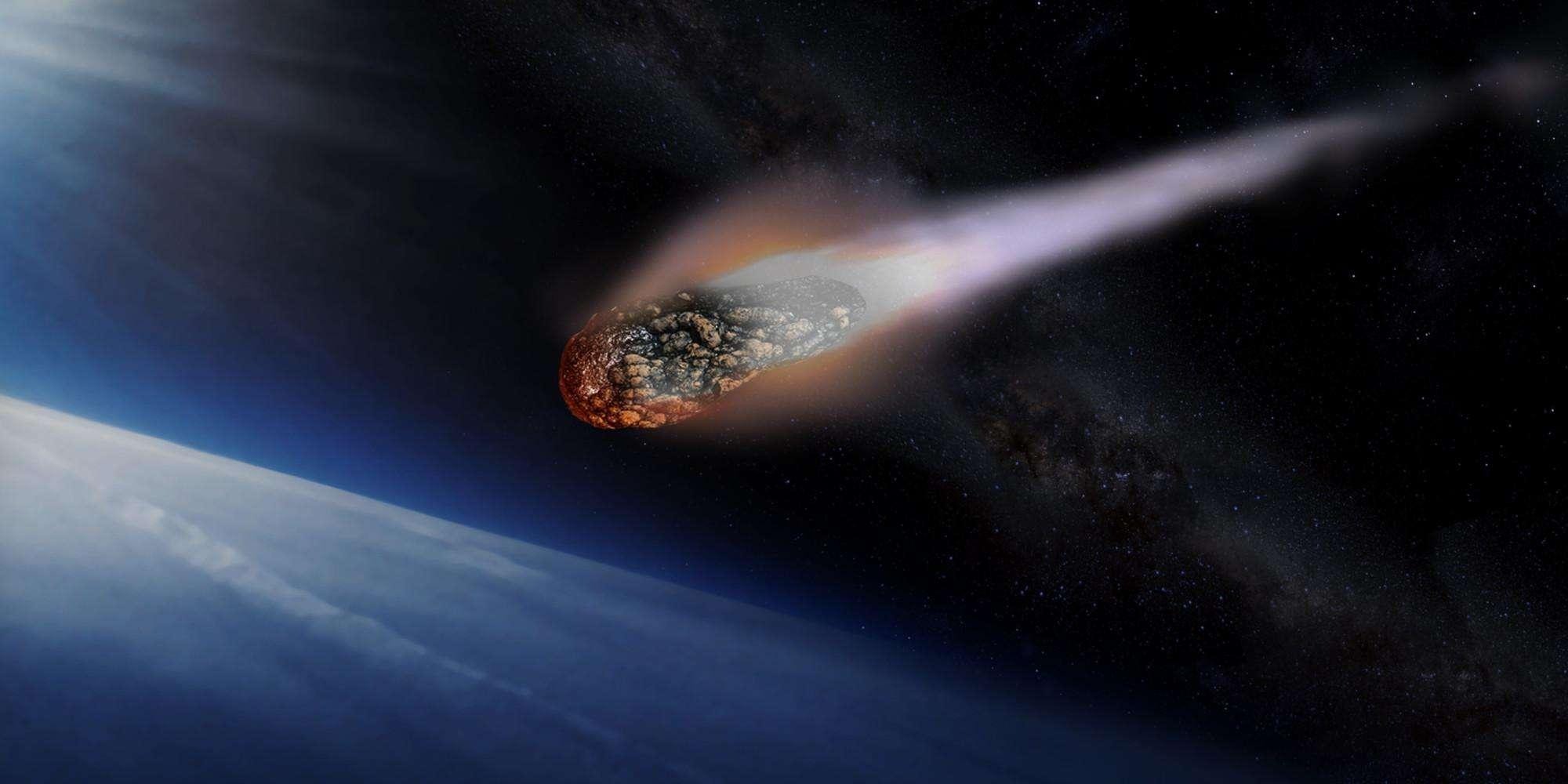 Une météorite expolse dans le ciel du sud de l'Argentine
