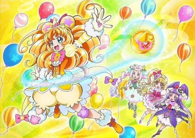 Eiga Mahô Tsukai PreCure! Kiseki no Henshin! Cure Mofurun!