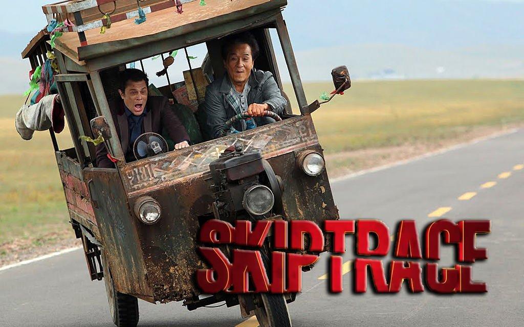 Skiptrace - Critique du nouveau film de Jackie Chan