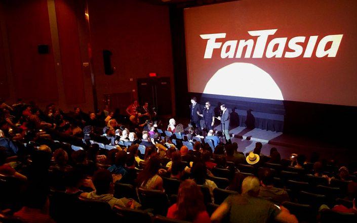 Le réalisateur Takashi Miike a reçu le Lifetime Achievement Award avant la projection de Terraformars.
