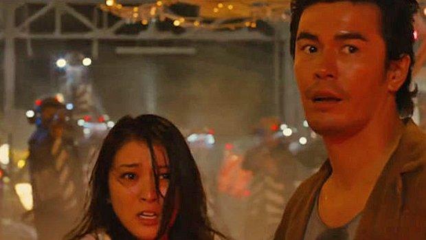 Il y a un lien de parenté entre Terraformars et Blade Runner.