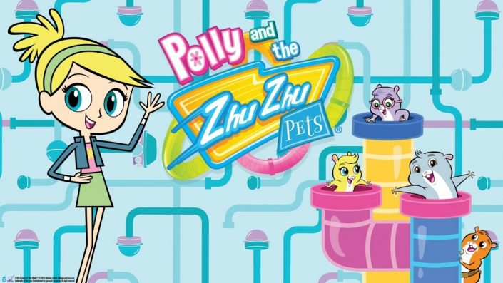 Polly & the ZhuZhu Pets