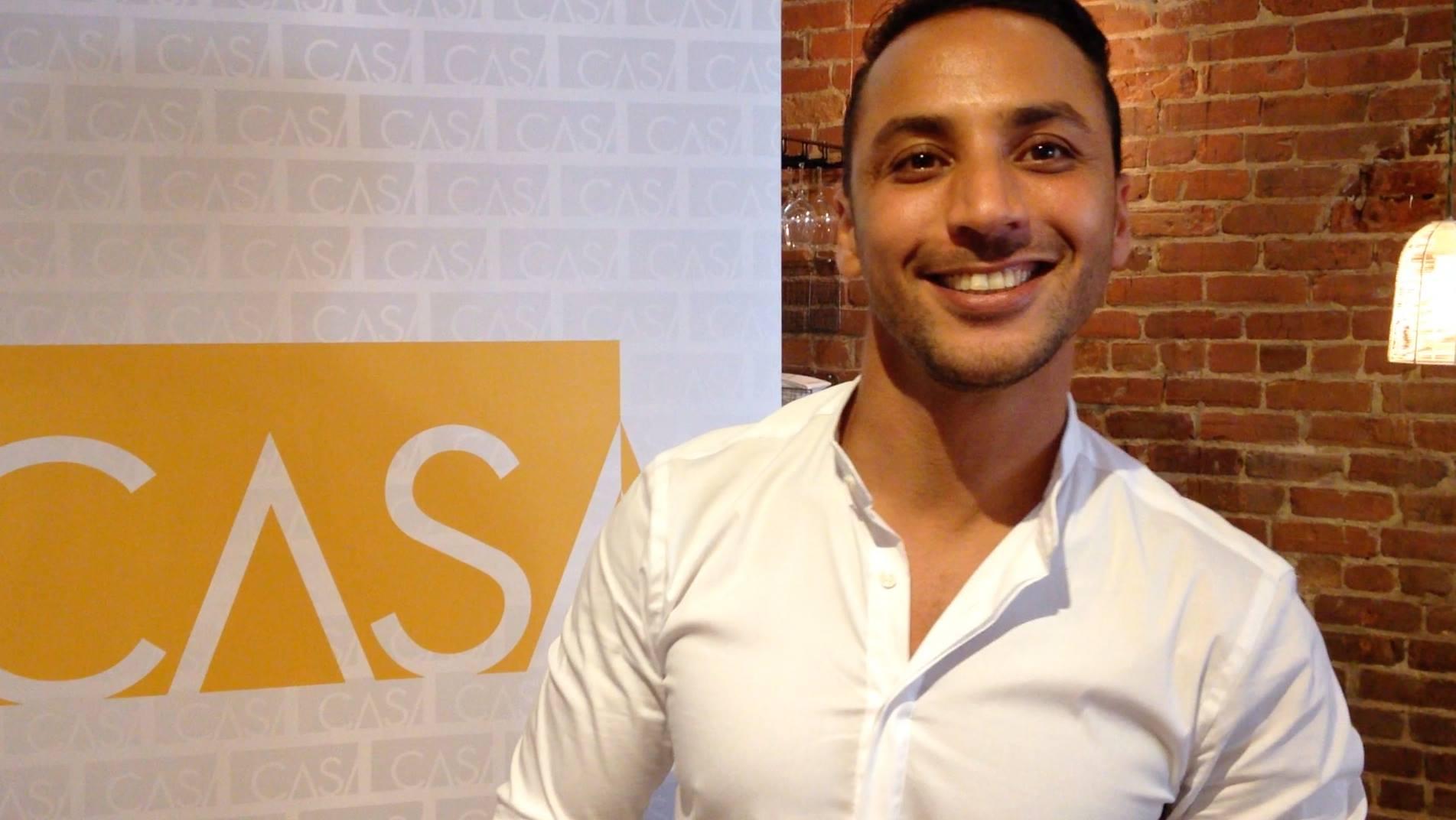 Hakim Chajar – Inspiration Chef: cette automne sur CASA