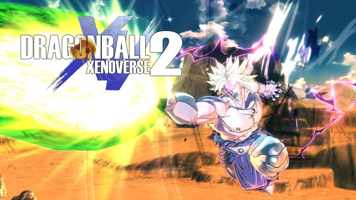 Dragon Ball Xenoverse 2 : la bande-annonce de la Gamescom