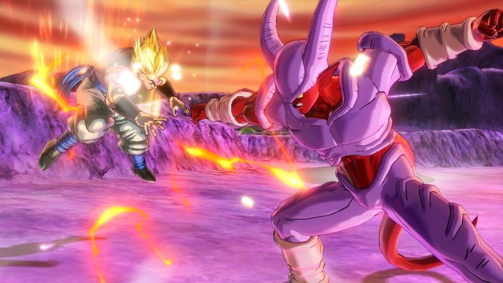 Dragon Ball Xenoverse 2 au Gamescom