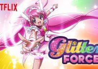 Glitter Force saison 2: Les magical girls de retour sur Netflix