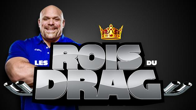 Les rois du drag: une compétition pleine d'adrénaline avec Hugo Girard