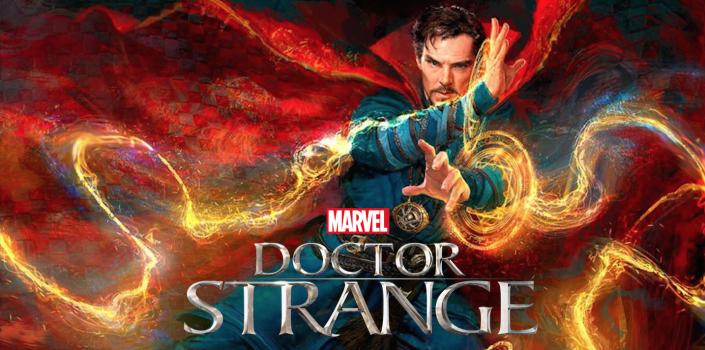 Docteur Strange Benedict Cumberbatch