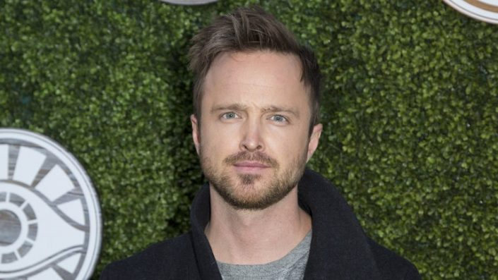 Aaron Paul: Blackmail