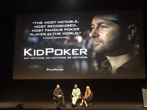 Avant-première du film KidPoker