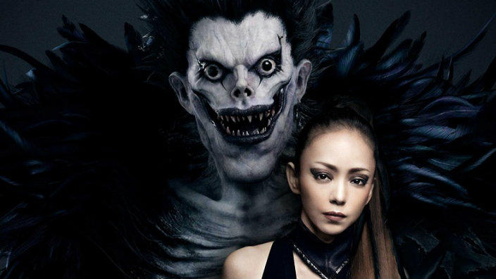 Death Note: Light up the NEW world: Namie Amuro fait la chanson thème