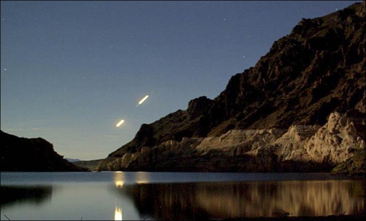 Depth 211: Spielberg prépare un film sur les ovnis russe et le lac Baikal??