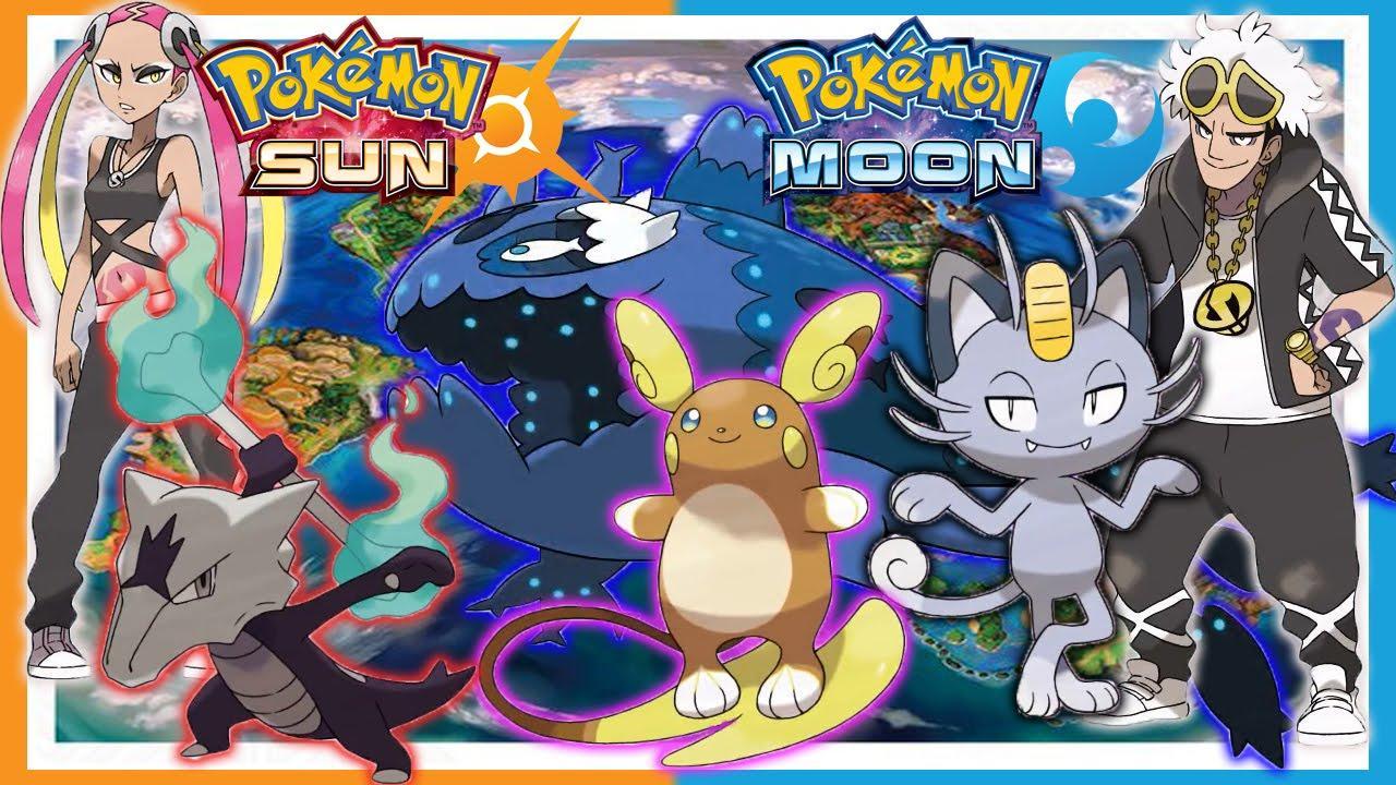 Pokémon Soleil et Pokémon Lune: Team Skull débarque