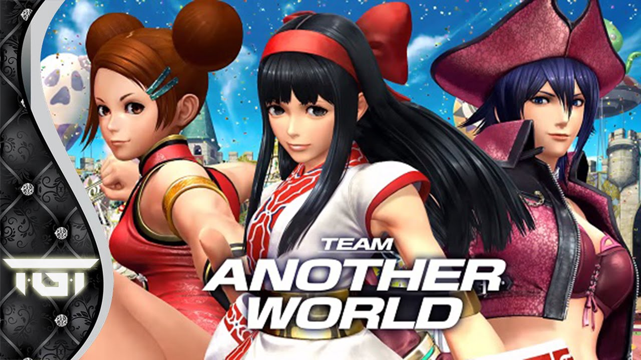King of Fighters XIV: voici le Team Another World (vidéo)