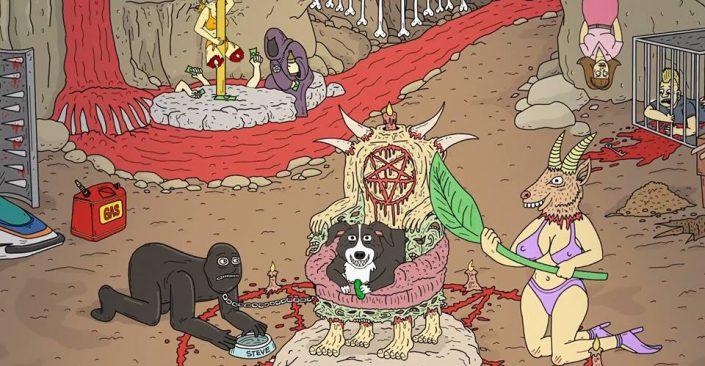 mr-pickles-satanic-dog