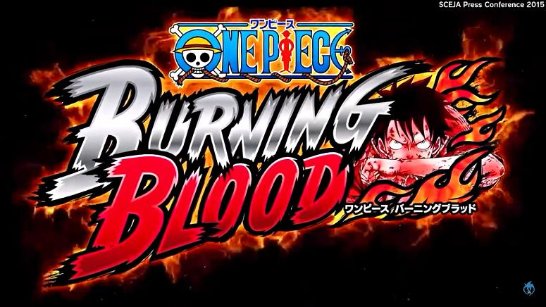 One Piece: Burning Blood: la date de sortie sur PC