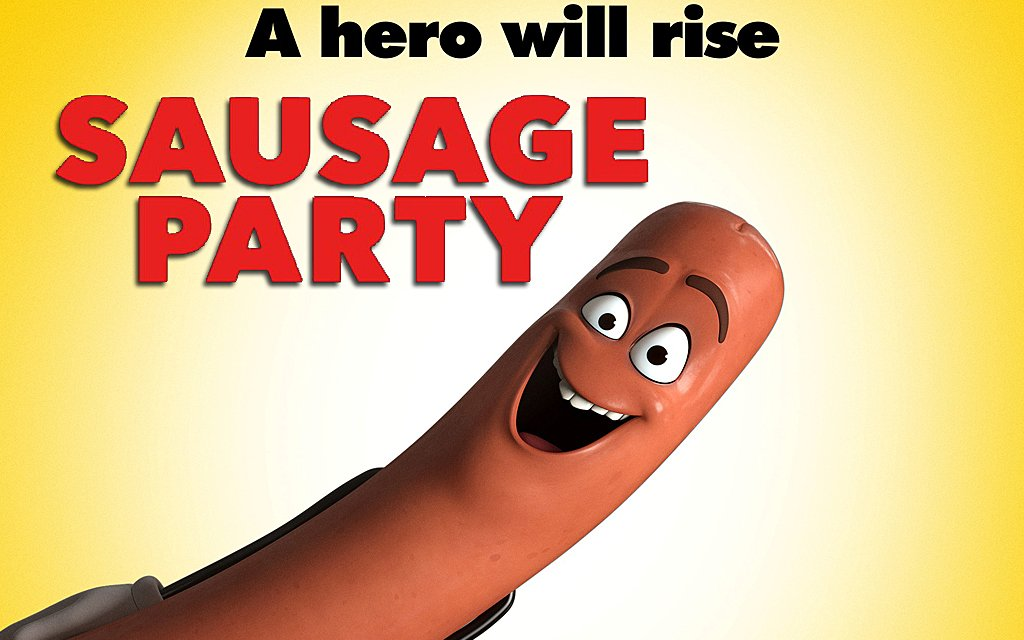 Sausage Party - Critique du film de Seth Rogen