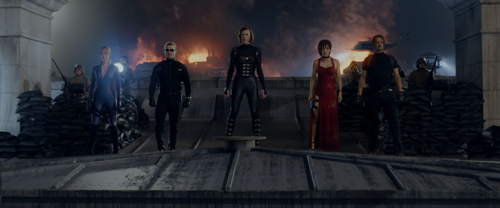 Resident Evil The Final Chapter Premiere In: Resident Evil: The Final Chapter: Un Premier Teaser