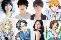 Your Lie in April: nouvelle vidéo avec Kento Yamazaki et Suzu Hirose
