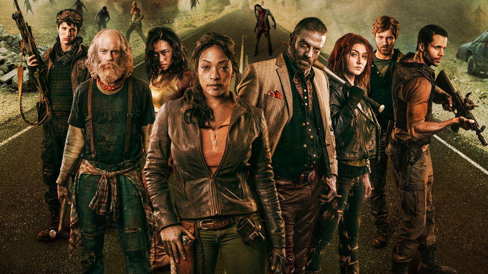 Z Nation saison 3: un nouvel extrait vidéo pour la série Zombie de Syfy