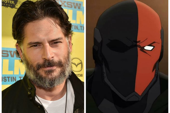 Batman: Joe Manganiello va jouer Deathstroke