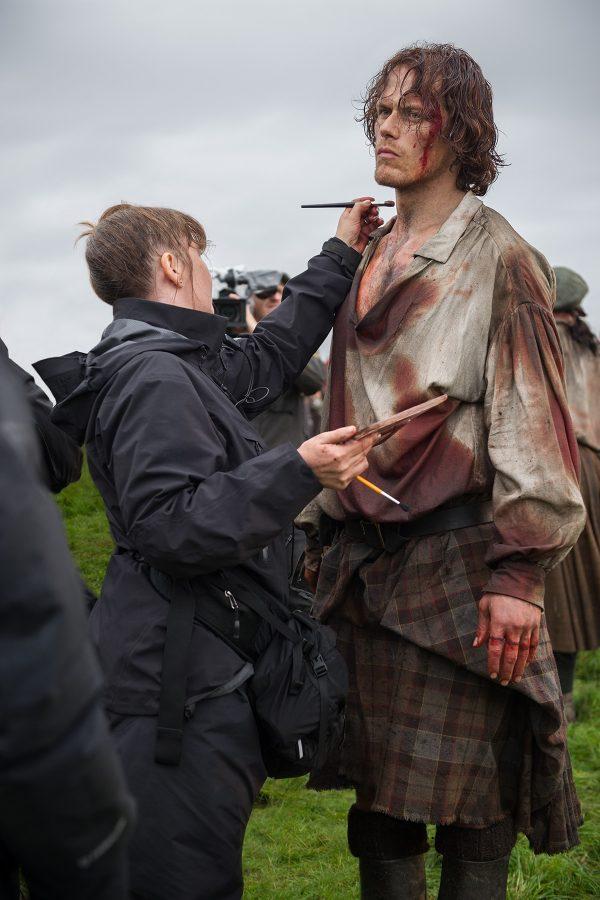 Outlander saison 3: la production vient de commencer