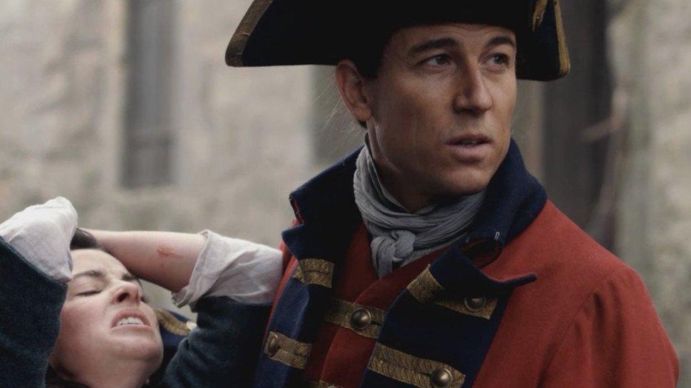 The Terror : Tobias Menzies (Outlander) se joint à la nouvelle série AMC