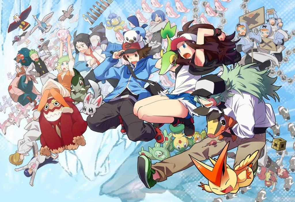 Pokémon Générations: la web-série débute vendredi sur Youtube !
