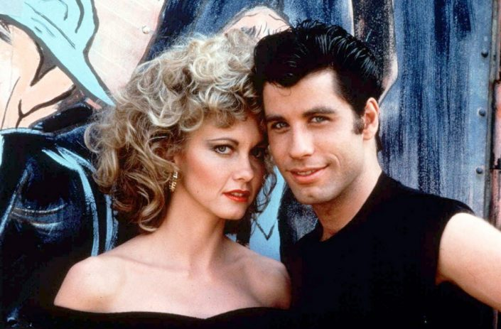 Grease (Brillantine)