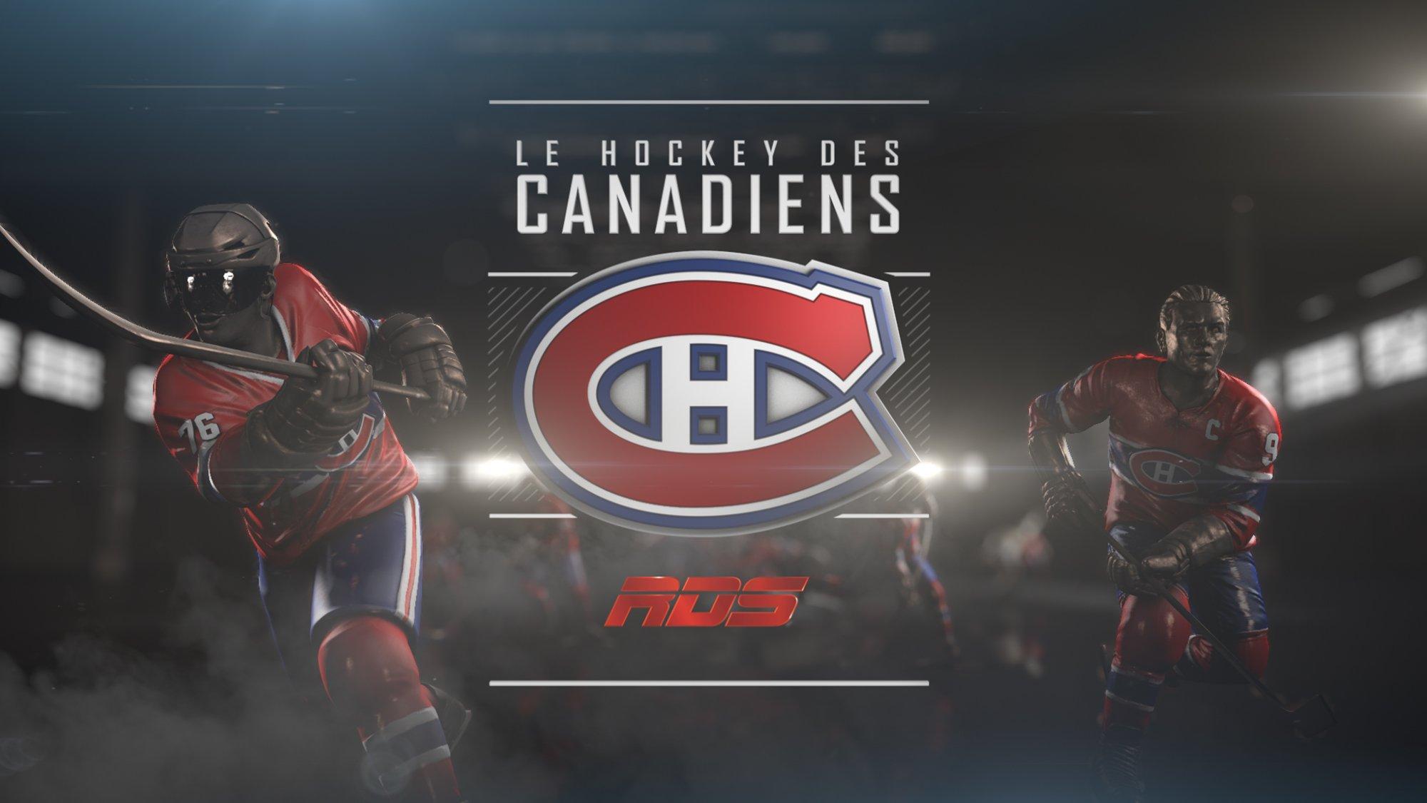 RDS présentera 119 matchs des Canadiens et des Sénateurs