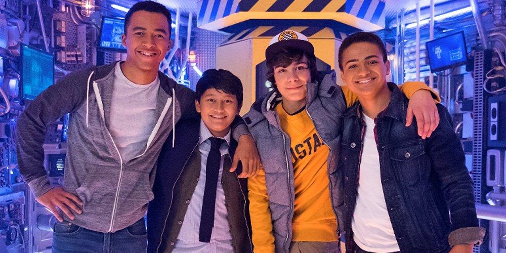 MECH-X4: une saison 2 pour le mecha de Disney XD