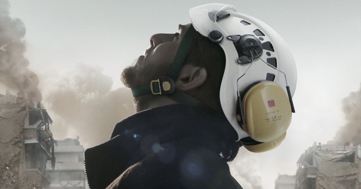 The White Helmets: un premier trailer pour le documentaire Netflix