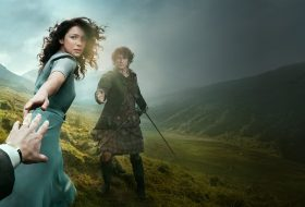 Outlander saison 3: l'adaptation du tome 3 Le Voyage vient de commencer