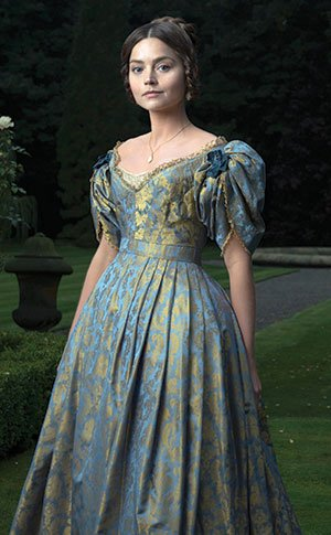 Jenna Coleman est Victoria