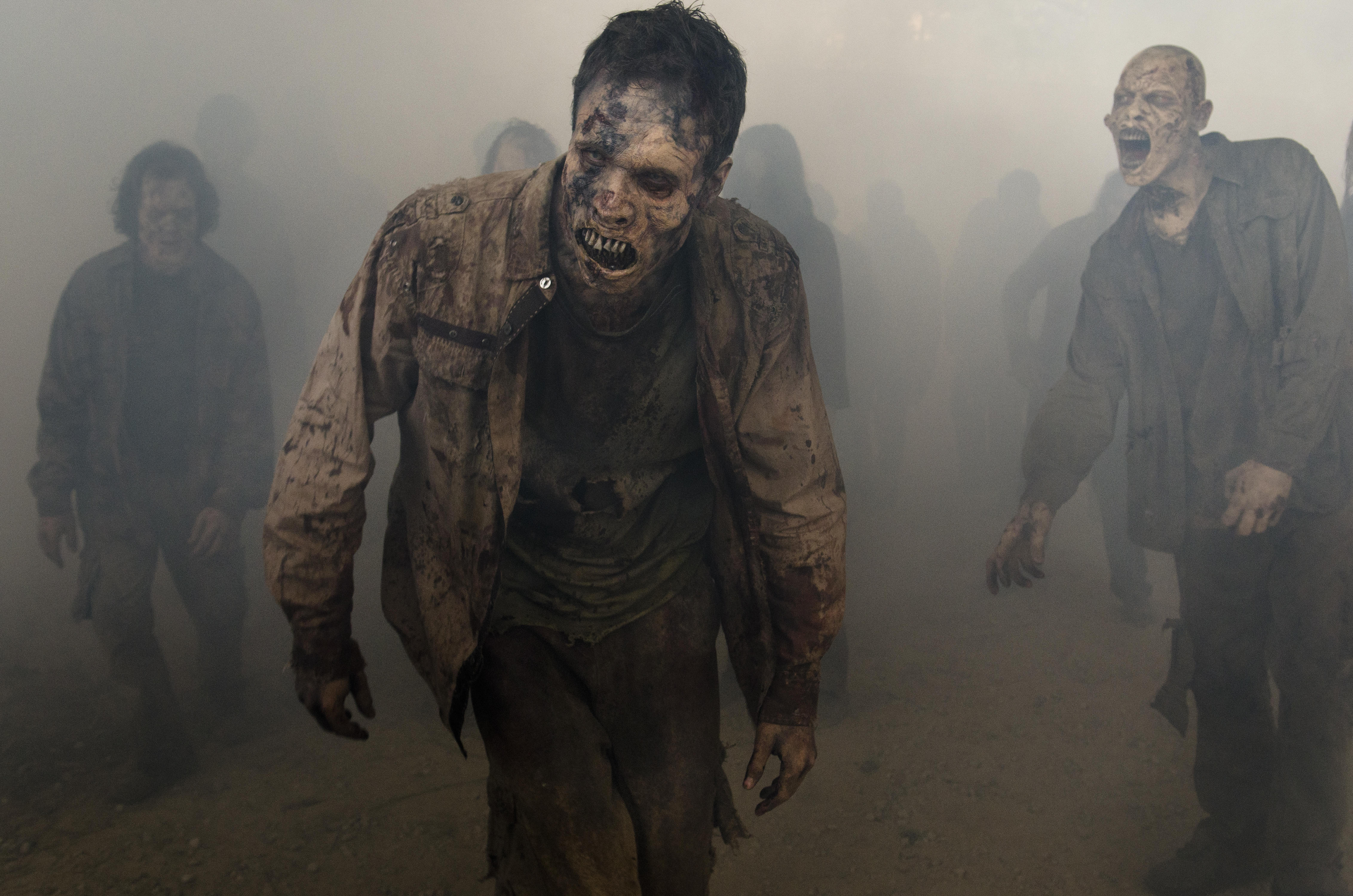 The Walking Dead: une saison 8 pour la série zombie