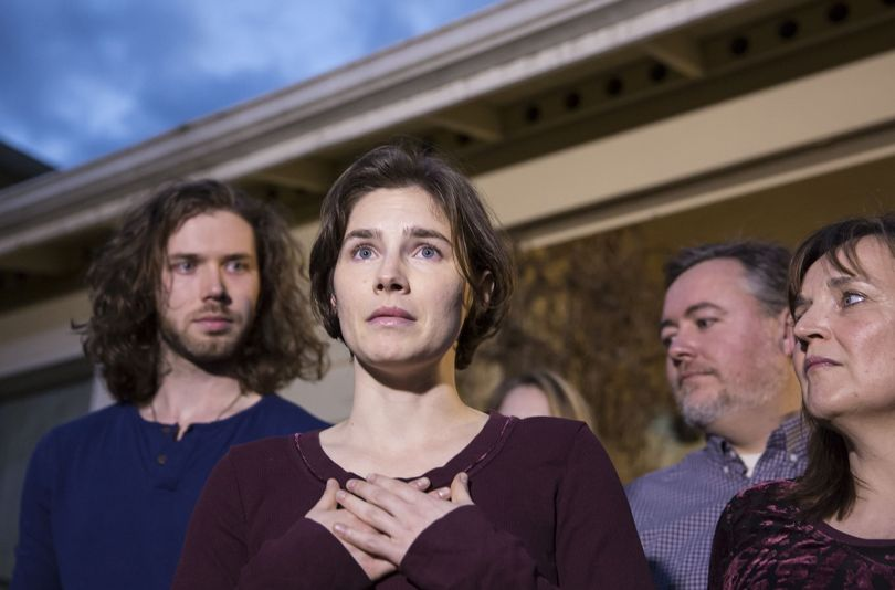 Amanda Knox: un nouveau documentaire Netflix percutant!