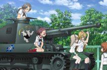 Girls und Panzer der Film: une bande-annonce pour la sortie américaine