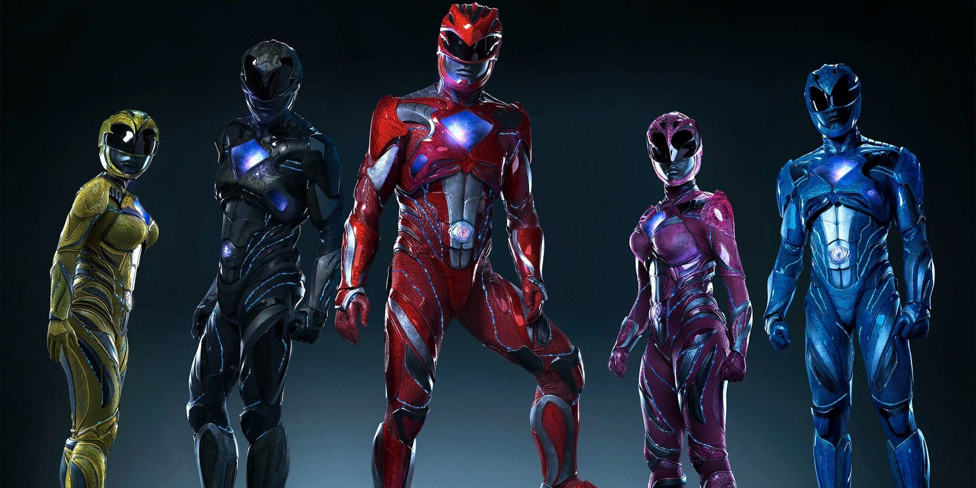 Power Rangers 2017: la première bande-annonce diffusée au NYCC