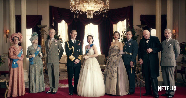 The Crown: la Reine Elizabeth II à l'honneur dans la nouvelle série Netflix