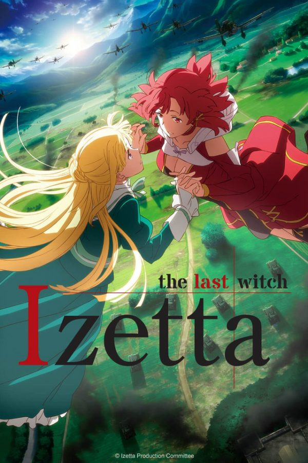 Izetta the last witch
