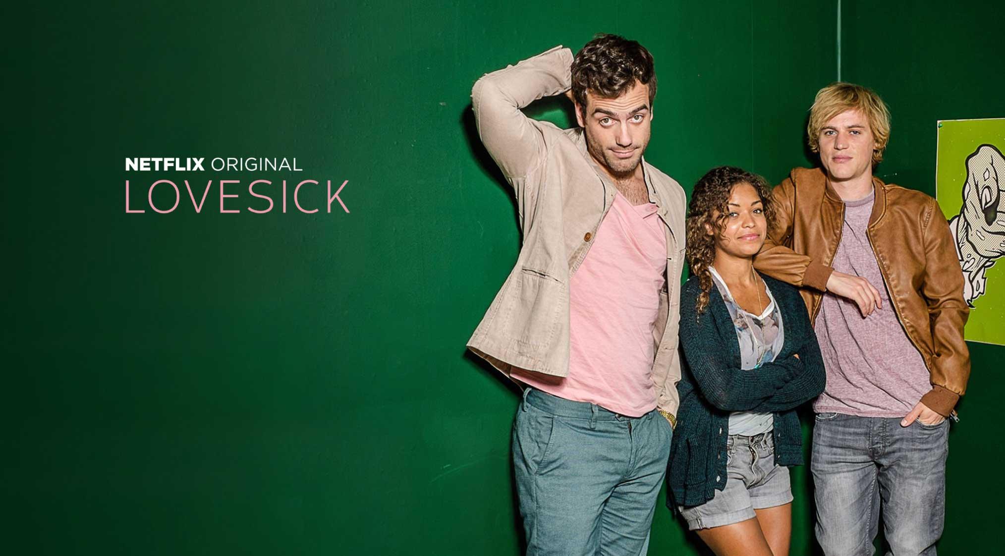 Lovesick saison 2 netflix confirme la date de retour - Date des saisons 2016 ...