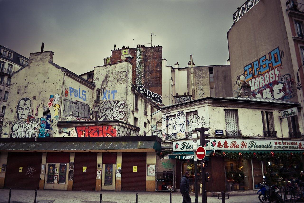 La ville se transforme: la gentrification vue par Simon Lefranc