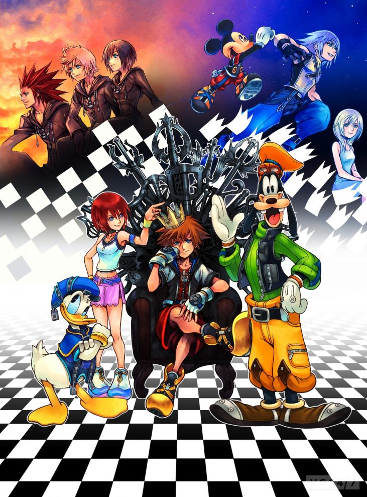 Kingdom Hearts HD I.5 et II.5 Remix