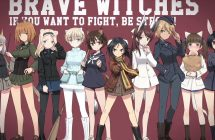Cheating Craft, Yuri!!! On ICE, Brave Witches en simulcast sur Crunchyroll