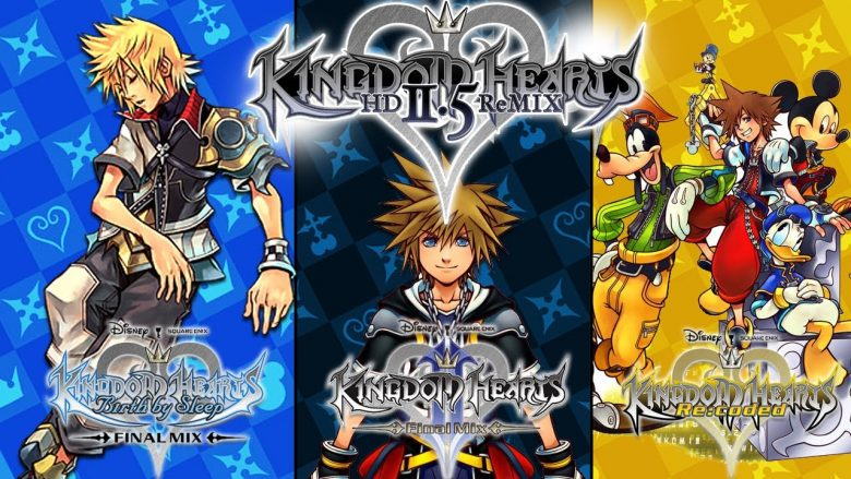 Kingdom Hearts HD