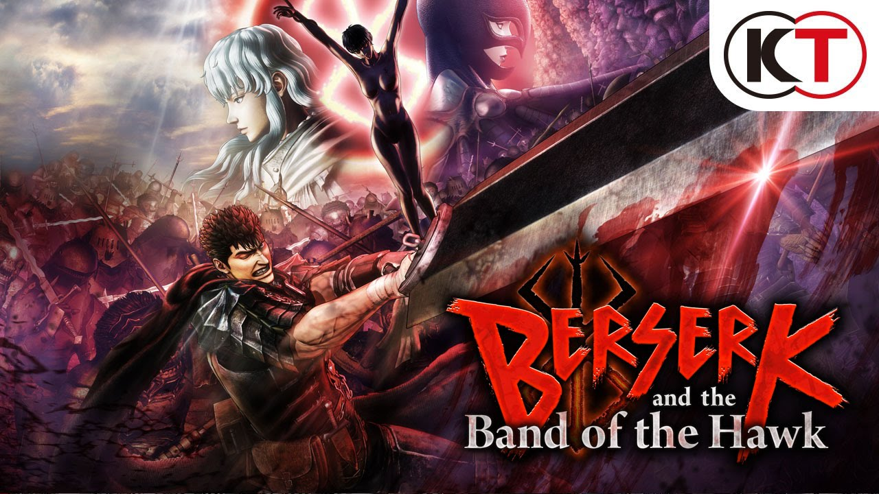 Berserk and the Band of the Hawk: un clip de sept minutes