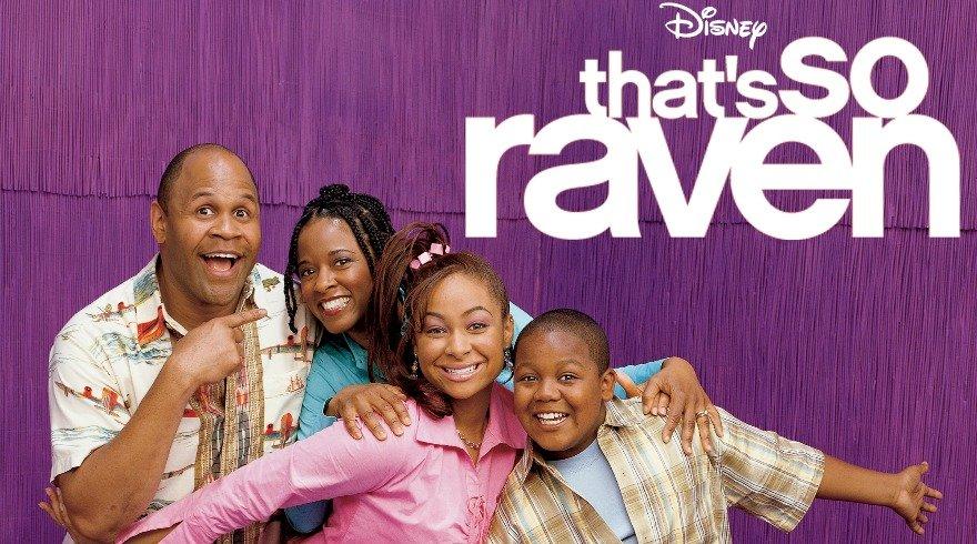 Phénomène Raven: une série spin-off pour That's So Raven