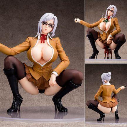 Prison School: une figurine sexy pour Meiko Shiraki