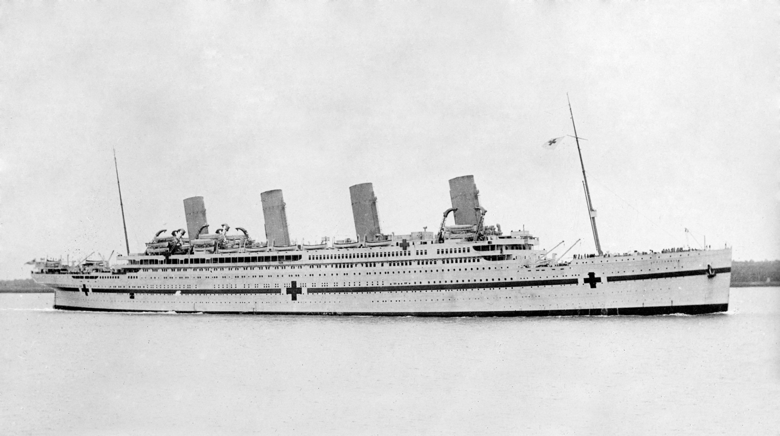 Titanic's Tragic Twin: The Britannic Disaster: une bande-annonce